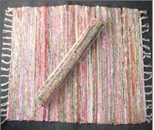 COTTON MULTI CHINDI RUG