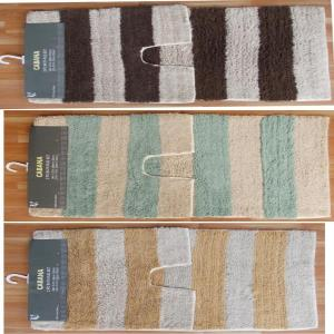 STRIPE BATHMAT SET