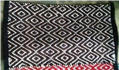 Micro diamond Designer Rug